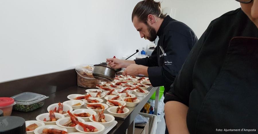 Finalitza la primera edició dels tallers de cuina de l'Espai Ebre-Km0
