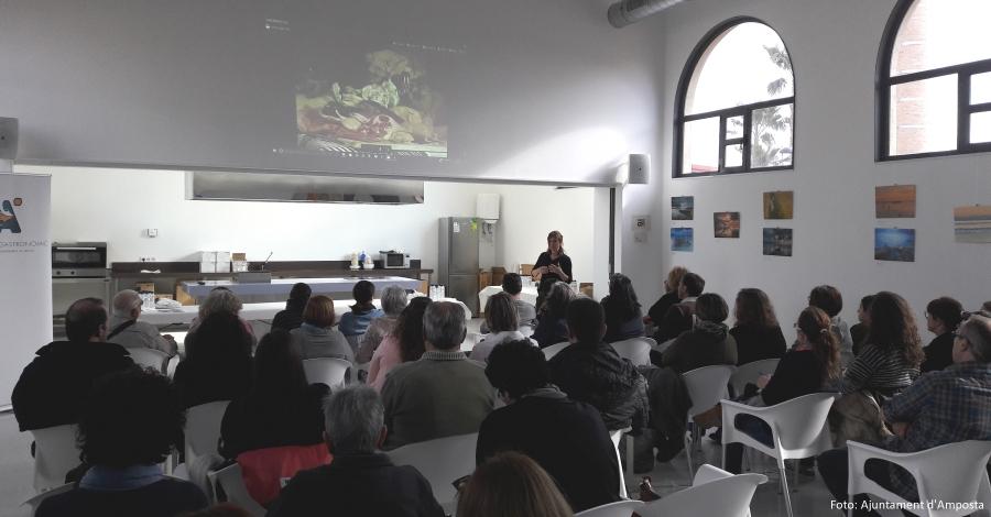 Finalitza la primera edició dels tallers de cuina de l'Espai Ebre-Km0  | Amposta.info