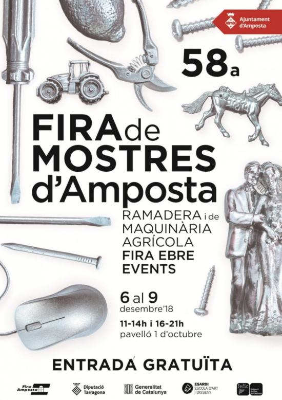 La 58a Fira de Mostres incorpora l'espai Ebre Events   Amposta.info