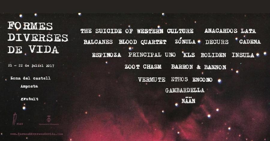 3a edició del Festival Formes diverses de vida