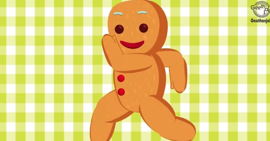 "Storytme ""The gingerbread man"""