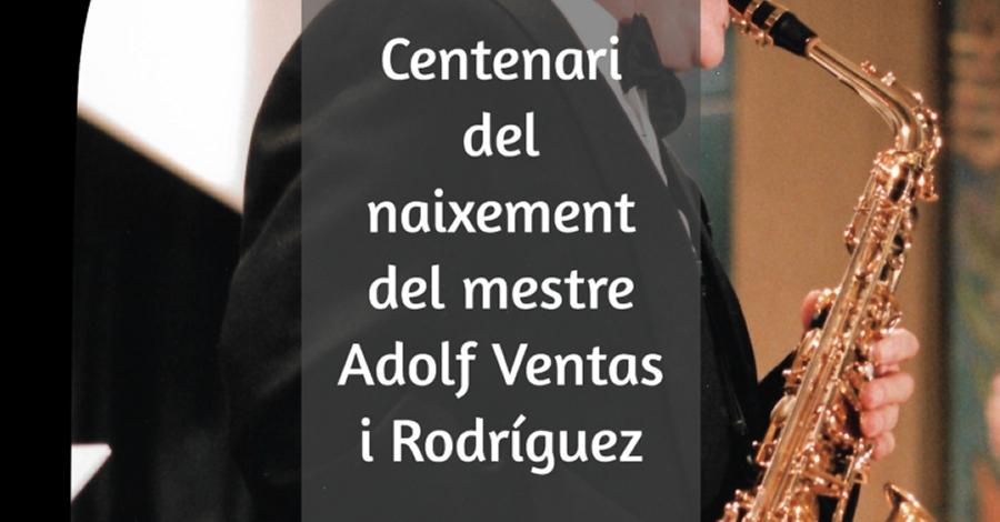La Lira homenatja el Mestre Ventas en el centenari del seu naixement