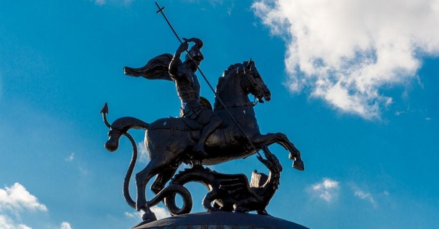 """L'hora del conte. """"La llegenda de Sant Jordi"""", a càrrec de Joan de Böer"""