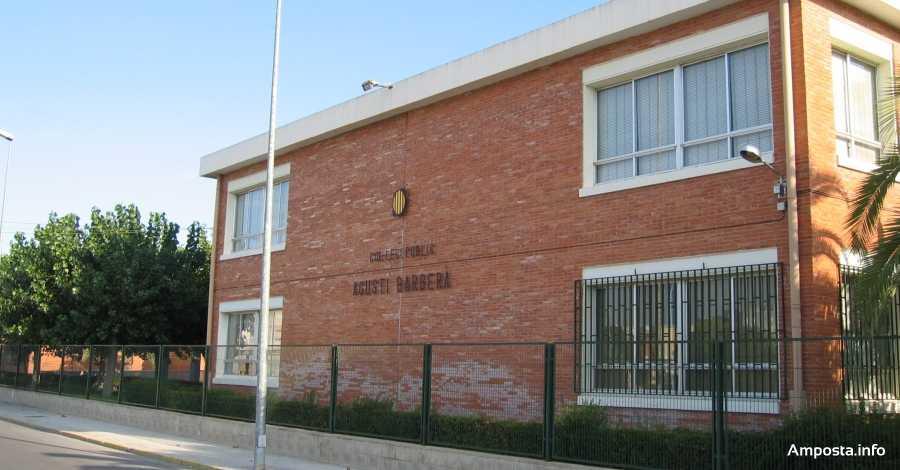 A partir del proper curs escolar l'Agustí Barberà passarà a ser institut escola