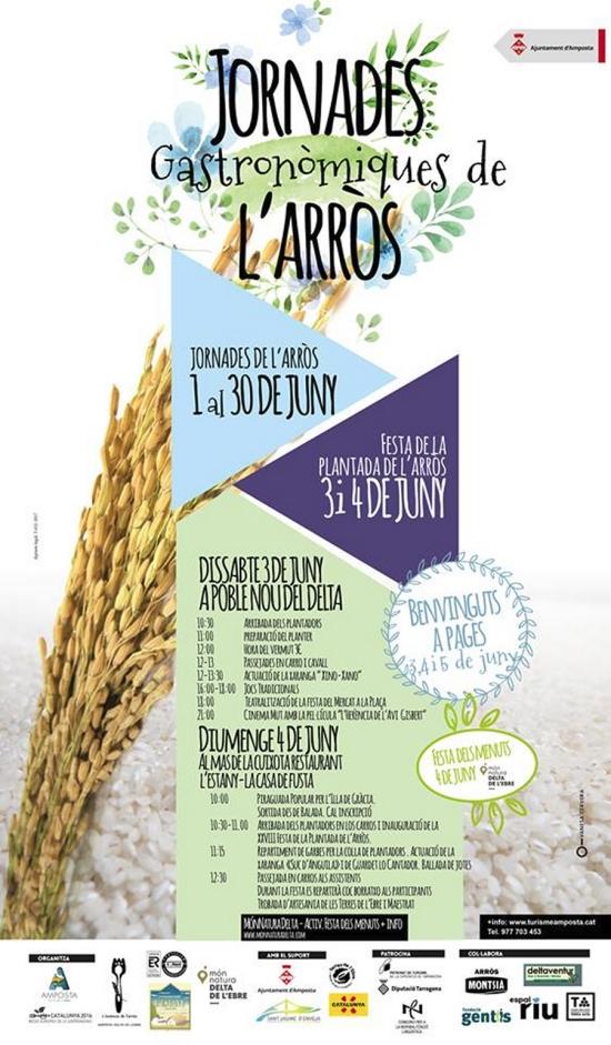 Jornades gastronòmiques de l'arròs