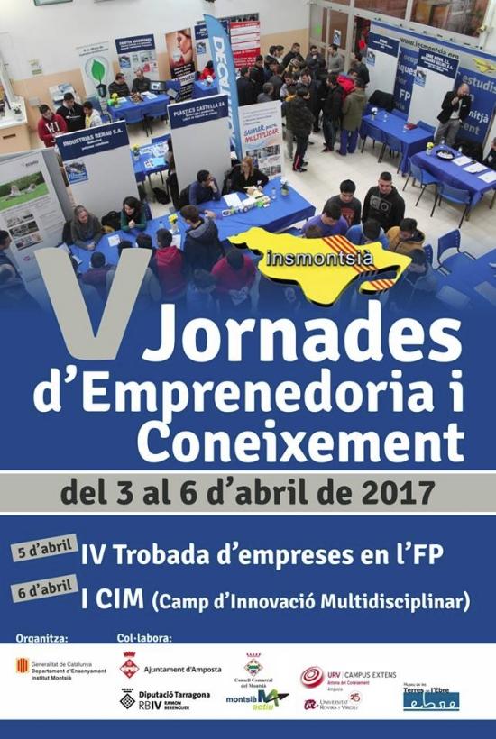 V Jornades d'Emprenedoria i Coneixement