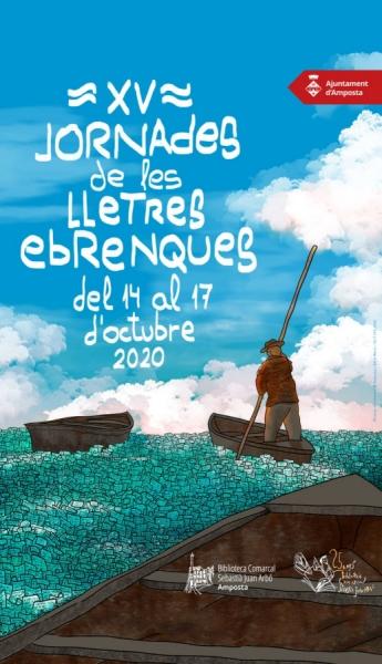 Les Jornades de Lletres Ebrenques arriben a la quinzena edició adaptant-se al context de covid-19 amb activitats de petit format | Amposta.info