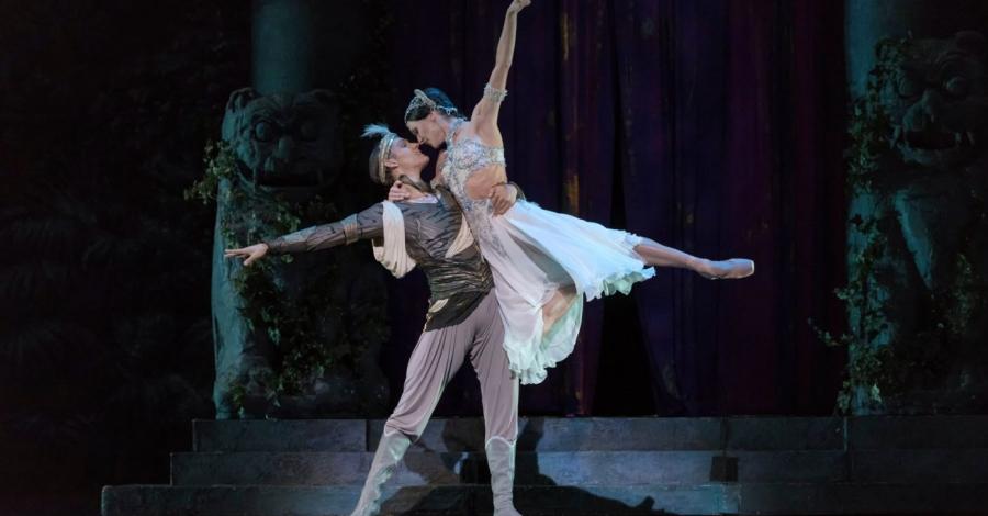 «La Bayadère». Ballet des del Teatre Mariinsky de San Petesburgo