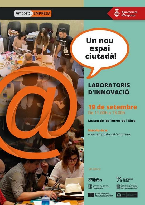 Laboratoris d'innovació