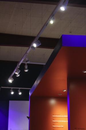 El Museu de les Terres de l'Ebre instal·la leds en totes les sales d'exposició | Amposta.info