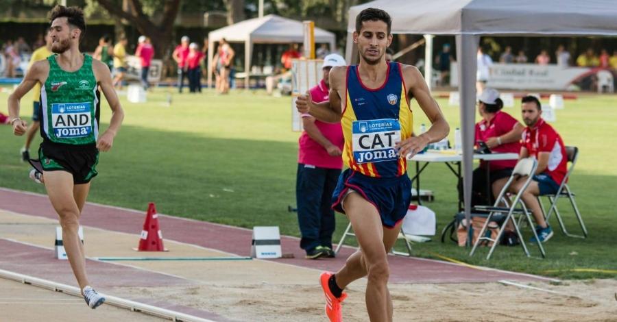 Llorenç Sales, campió d'Espanya de Federacions Autonòmiques d'Atletisme