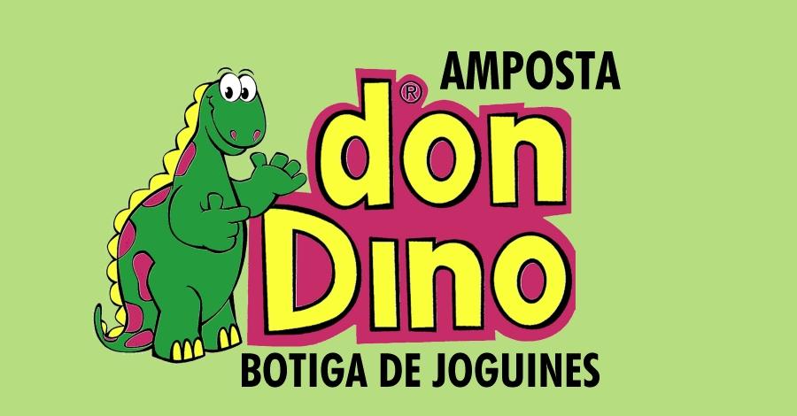 DON DINO Joguines