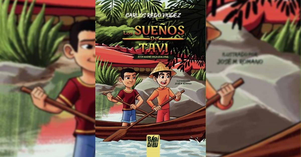 """Presentació del llibre """"Los sueños de Tavi"""", de l'advocat i escriptor Carlos Redó Viudez"""