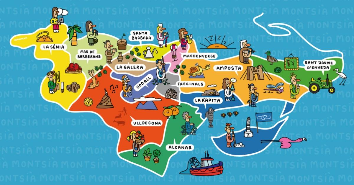 Montsià Jove edita un mapa de recursos per facilitar als joves el procés de recerca de feina  | Amposta.info