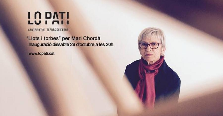 Exposició «Llots i torbes», de Mari Chordà