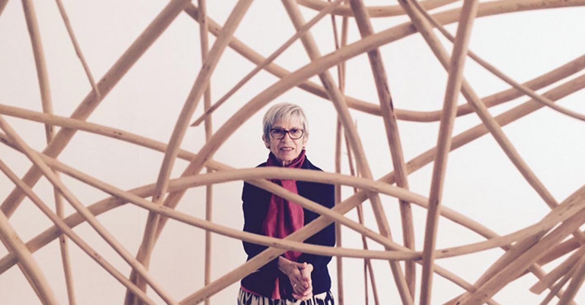 L'artista Mari Chordà tindrà una plaça a Amposta | Amposta.info