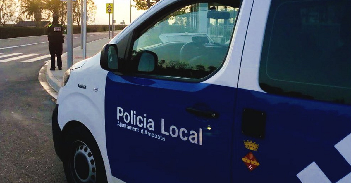 Més d'un 41% de les actes de la Policia Local durant el 2020 van ser per infraccions de les restriccions de la covid19