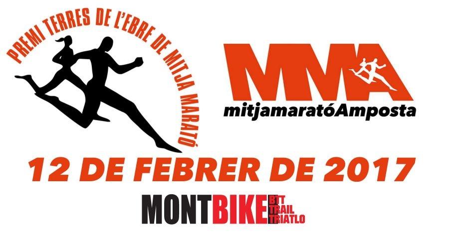 Mitja marató Amposta - Premi Terres de l'Ebre