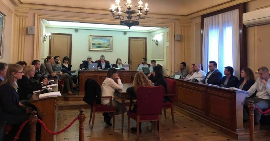 El ple debatrà una modificació el ROM per regular les intervencions a les sessions plenàries