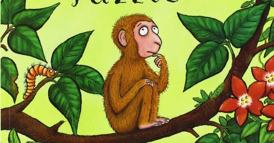 Storytime: un conte en anglès. Monkey puzzle