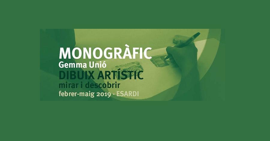 Monogràfic de dibuix artístic