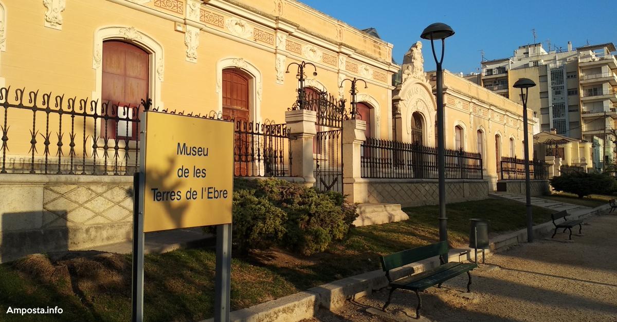 El Museu de les Terres de l'Ebre activa el seu Canal de Youtube | Amposta.info