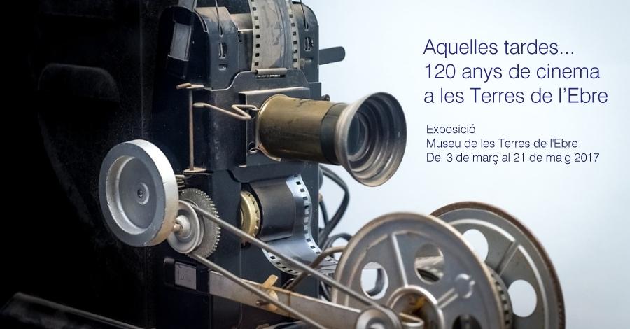 El Museu inaugura avui una exposició que recorre la història del cinema a les Terres de l'Ebre | Amposta.info
