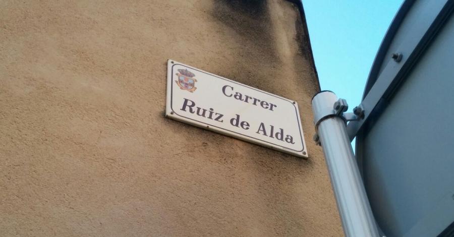 Ramon Salas i Eugenio Ribera, els nous noms dels carrers Ruiz de Alda i Garcia Morato | Amposta.info