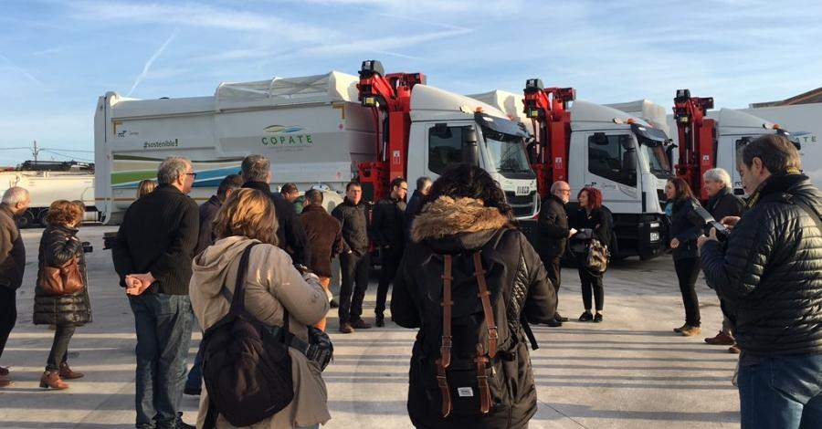 Es presenta el nou servei de residus del Montsià i Baix Ebre