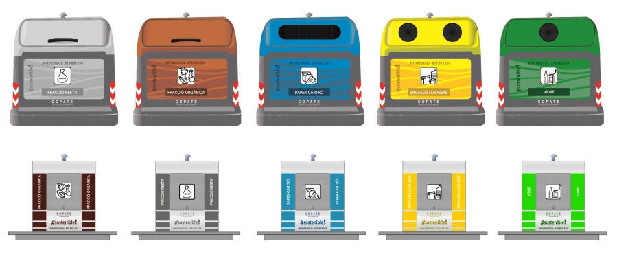 Es presenta el nou servei de residus del Montsià i Baix Ebre | Amposta.info