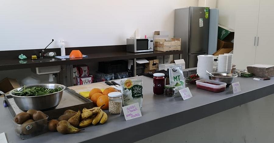 Nova temporada de tallers gastronòmics a l'Espai Ebre KM 0 | Amposta.info