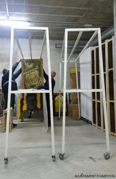 Amposta inicia la catalogació del fons d'art municipal   Amposta.info
