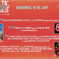 Segona edició del Delta Blues Festival i de la Fira de Cervesa Artesana