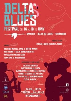 Segona edició del Delta Blues Festival i de la Fira de Cervesa Artesana | Amposta.info