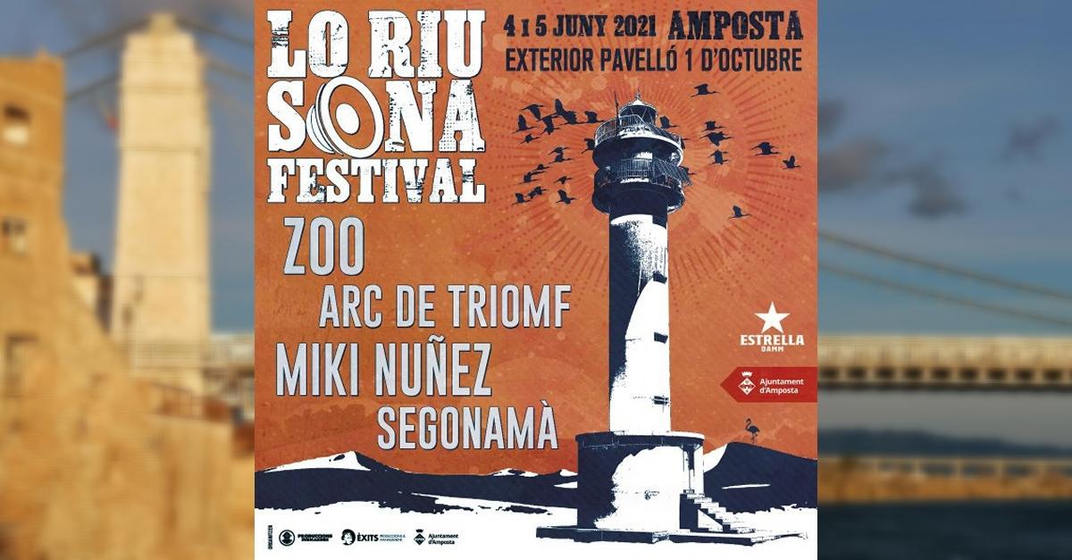 Lo Riu Sona programa una tercera edició en dos dies | Amposta.info