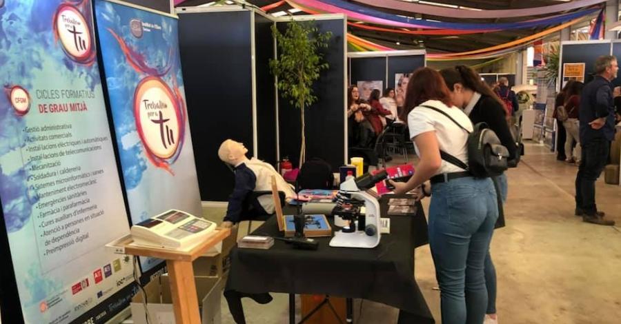 Més de 2.000 estudiants de secundària de les Terres de l'Ebre visitaran el Fòrum Jove