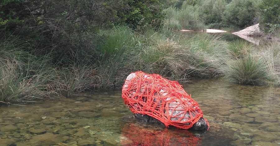Sis artistes participen en una nova edició «Els Ports, Natura i Art»