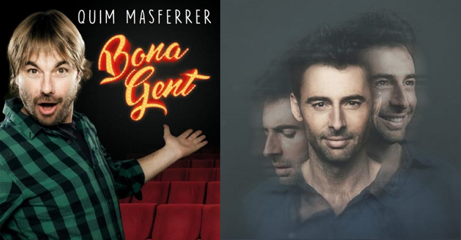 Bruno Oro, Gisela i Quim Masferrer, noms mediàtics d'Amposta Teatre i Dansa 2019 | Amposta.info
