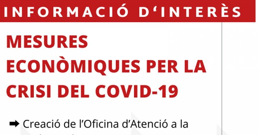 El comitè d'emergències municipal crea l'Oficina d'Atenció a la Ciutadania i l'Empresariat