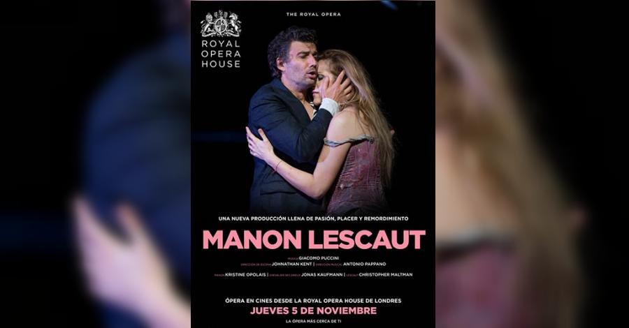 Manon Lescaut (òpera)