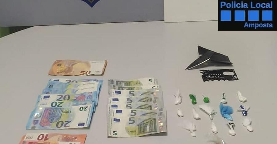 Operació policial contra el consum i tràfic de drogues | Amposta.info