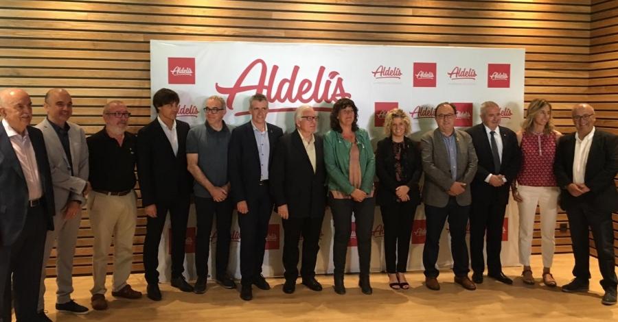 El grup PADESA presenta la seva nova marca comercial Aldelís | Amposta.info