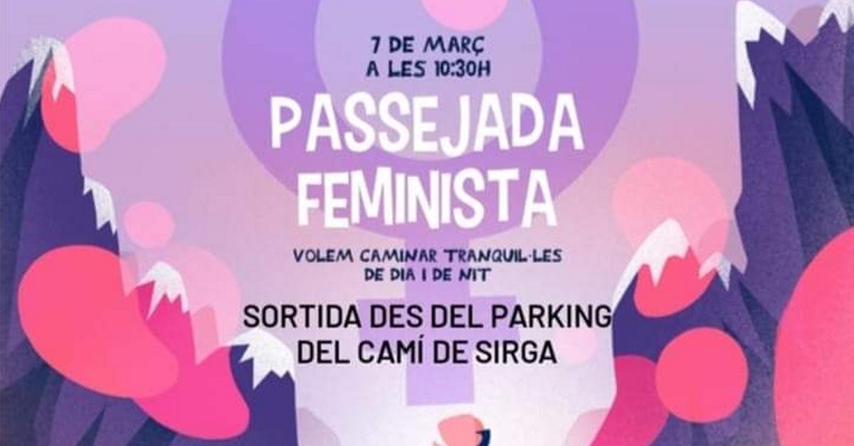Passejada feminista
