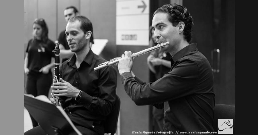 El clarinetista Pau Rodríguez Ruiz guanya la plaça com a professor a la Fundació Barenboim-Said amb seu a Palestina | Amposta.info