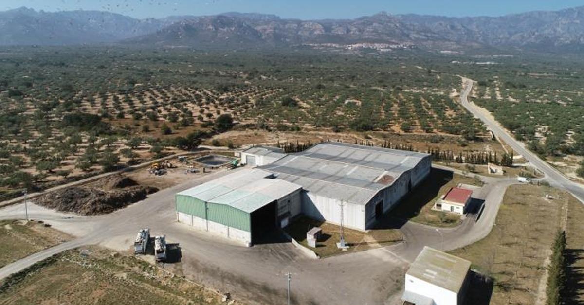 El COPATE millora la planta de compostatge de Mas de Barberans | Amposta.info
