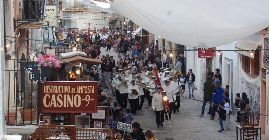 Amposta celebra la Festa del Mercat més participativa   Amposta.info