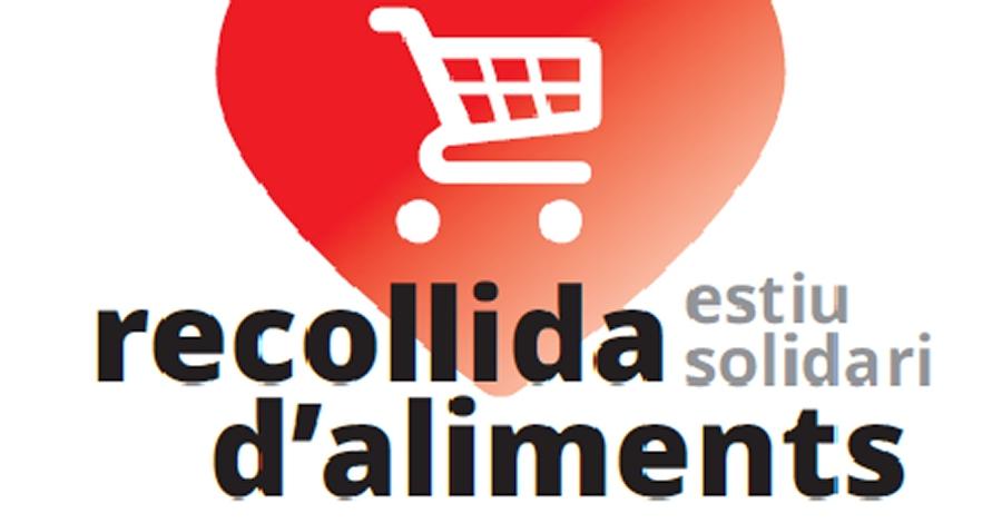 L'Estiu Solidari recull prop d'11.000 quilos d'aliments i productes de neteja