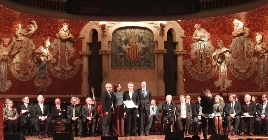 L'Ajuntament d'Amposta i la Gerència Territorial de l'ICS a les Terres de l'Ebre reben un dels premis a la qualitat en sanitat