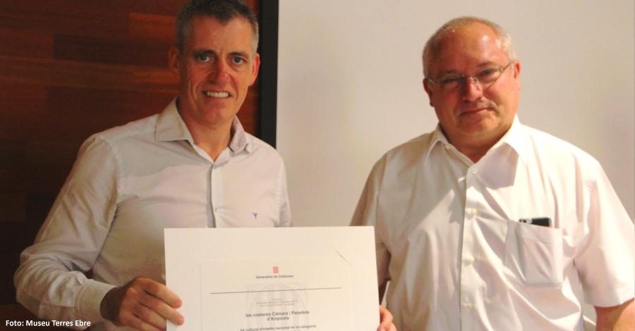 Presentació de la declaració de coeteres del Delta de l'Ebre com a Bé d'Interès Nacional | Amposta.info