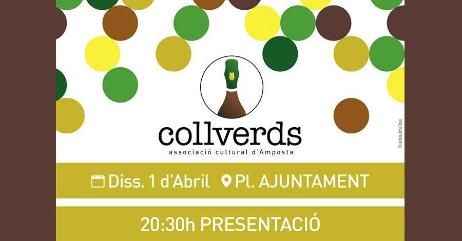 Presentació de l'Associació cultural Collverds